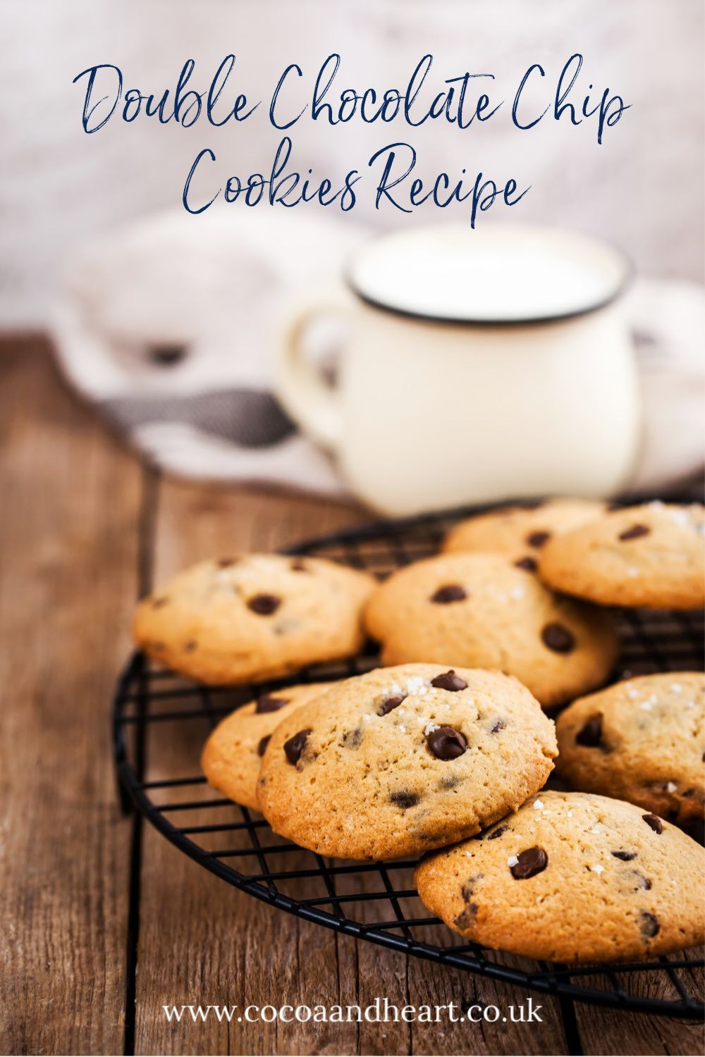 Homemade Chocolate Chips Cookies Recipe