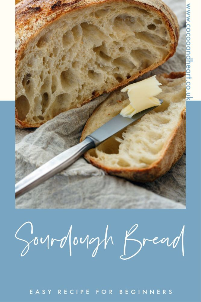 Sourdough Bread Baking Recipe