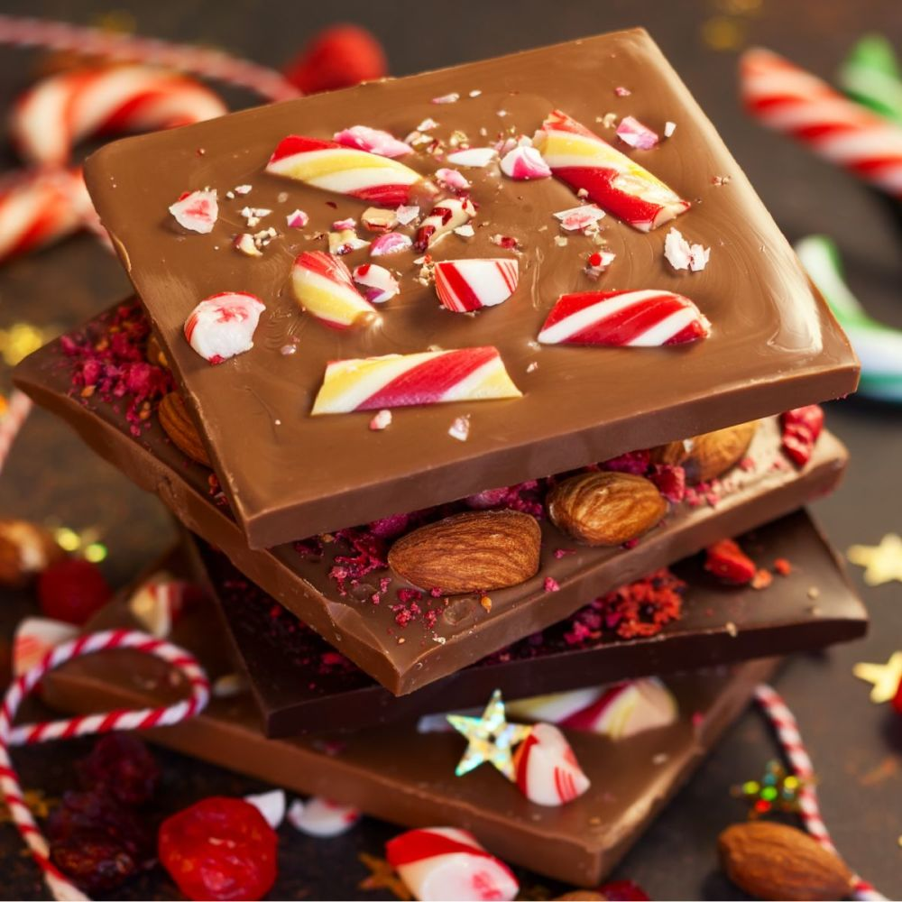 Christmas Chocolate Making Course