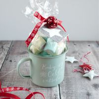 Christmas Hot Chocolate Mug Gift Set