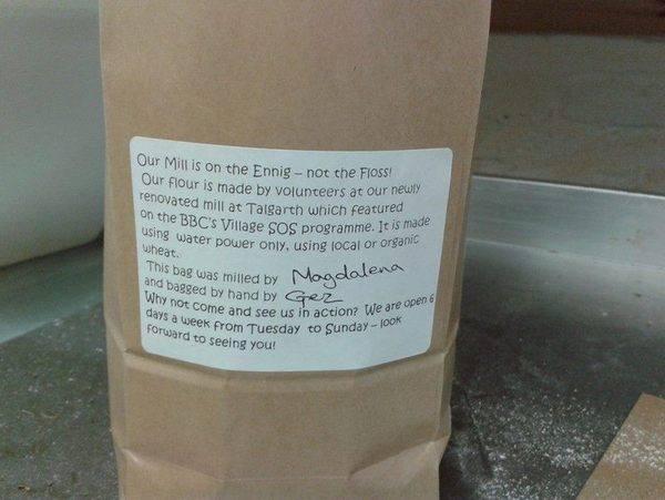 Flour Packs