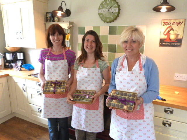 Chocolate Truffle Workshops