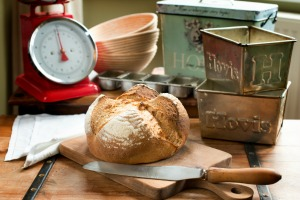 How to unstuck bread from bread tins