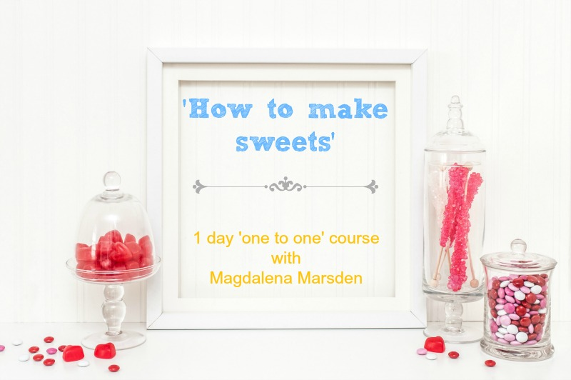 How to make sweets at home