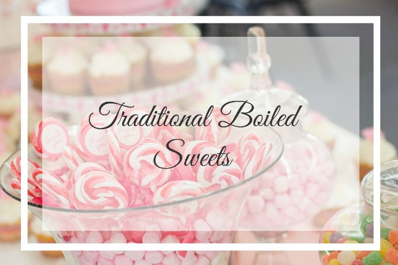 boiled sweets design