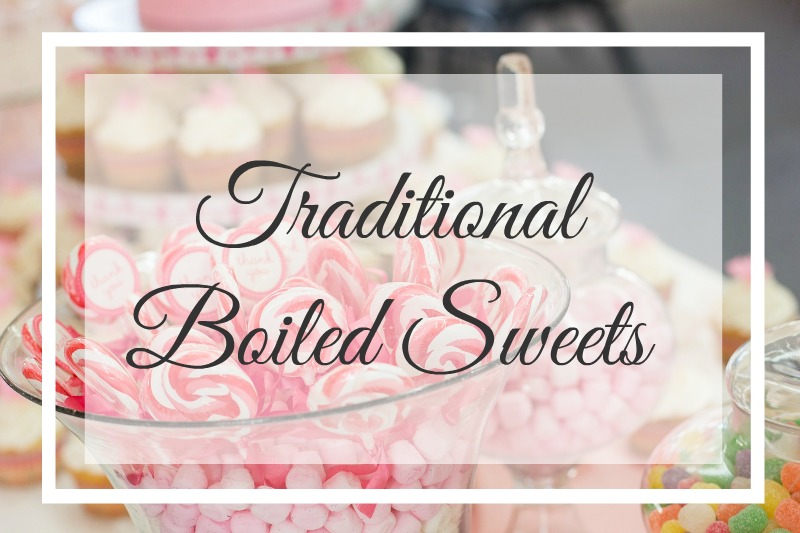 How to make boiled sweets at home