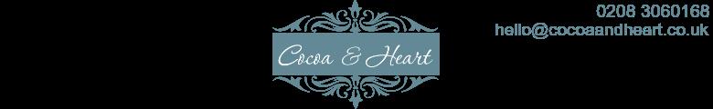 Cocoa & Heart, site logo.