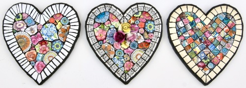 Hearts - Wall Art