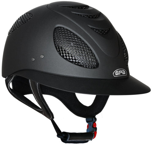 GPA Speed' Air Polo Riding Helmet - Various Colour Options (£354.17 Exc VAT