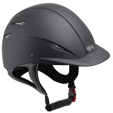 GPA Easy 2X Harness Riding Helmet - Black (£200.00 Exc VAT & £240.00 Inc VA