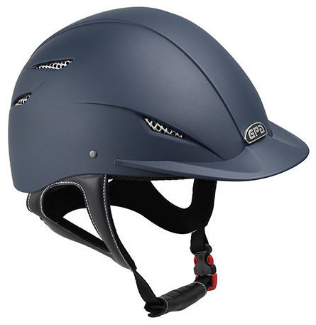 GPA Easy 2X Harness Riding Helmet - Navy (£200.00 Exc VAT & £240.00 Inc VAT