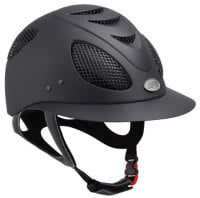 GPA First Lady 2X Riding Helmet - Black (£424.17 Exc VAT & £509.00 Inc VAT)