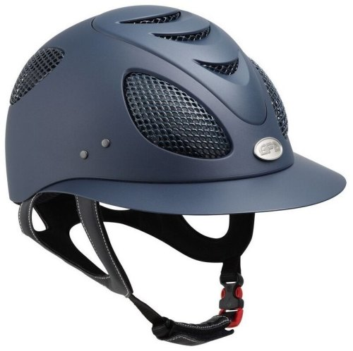 GPA First Lady 2X Riding Helmet - Navy (£383.33 Exc VAT & £460.00 Inc VAT)