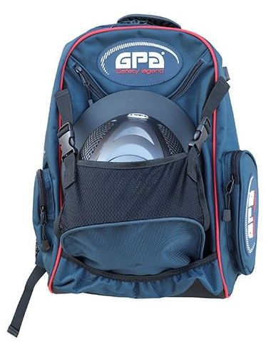GPA 4S Grooms Bag - Black/Red (£99.17 Exc VAT & £119.00 Inc VAT)