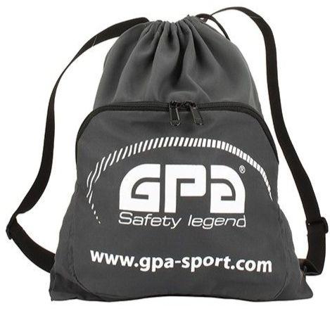 GPA Helmet Bag - Grey (Price £14.58 Exc VAT & £17.50 Inc VAT)