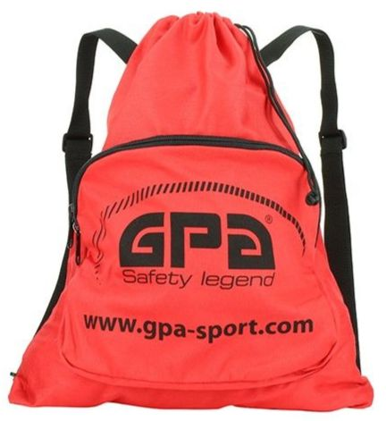 GPA Helmet Bag - Red (Price £14.58 Exc VAT & £17.50 Inc VAT)