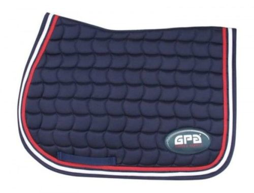 GPA Saddlepad - Navy (Price £54.17 Exc VAT & £65.00 Inc VAT)