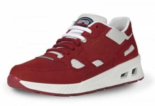 GPA Puls'Air Sneakers - Red (Price £150.00 Exc VAT & £180.00 Inc VAT)
