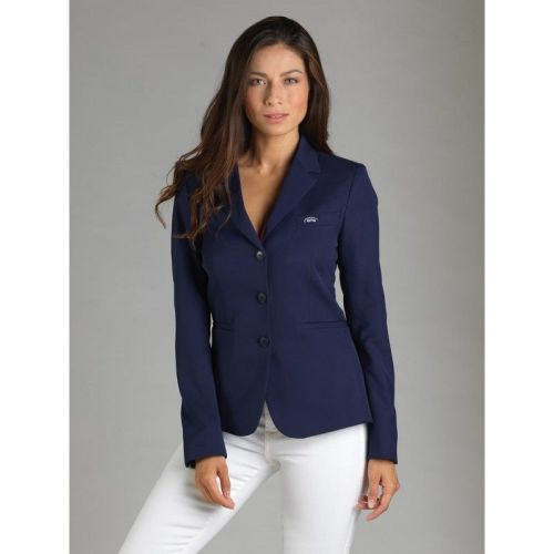 GPA NASKA Ladies Equestrian Show Jacket - Navy (Price £220.83 Exc VAT & £26