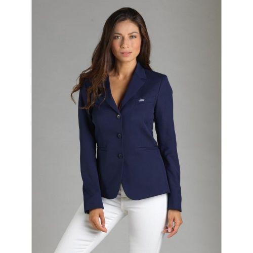 GPA NASKA Ladies Equestrian Show Jacket - Navy (Price £220.83 Exc VAT & £26