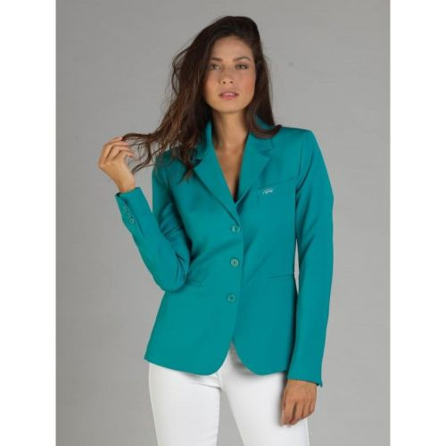 GPA NASKA Ladies Equestrian Show Jacket - Emerald Green (Price £220.83 Exc