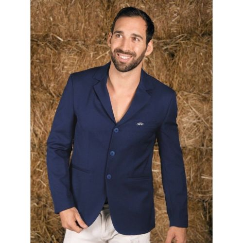 GPA NASKA Men's Show Jacket - Navy (Price £220.83 Exc VAT & £265.00 Inc VA