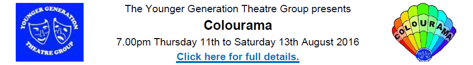 Younger Generation present Colourama