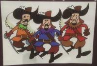 Three Musketeers Pantomime