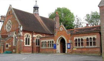 St Pauls Church Hall, South Croydon - cropped