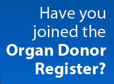 Organ Donor Register - 2