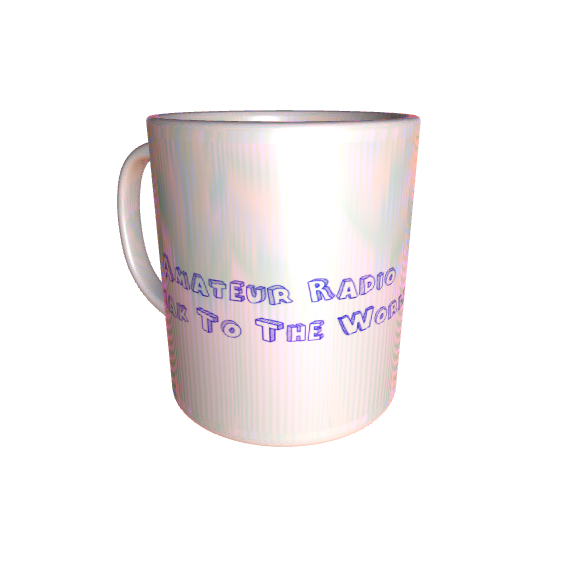 Speak To The World Mug