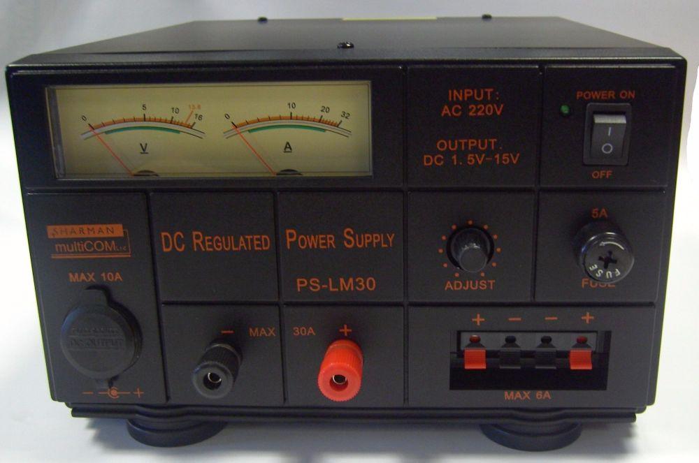 SHARMAN LM30 POWER SUPPLY