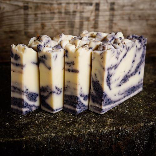 Lemon Myrtle and Lavender soap