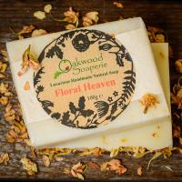 Floral Heaven (Jasmine & Ylang ylang) Handmade Soap