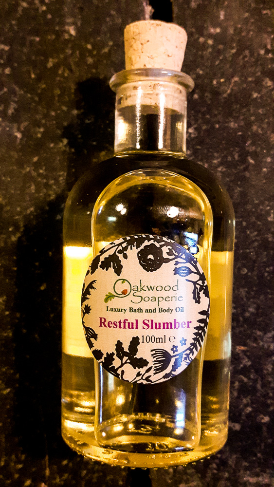 Restful Slumber Bath, Body and Massage Oil