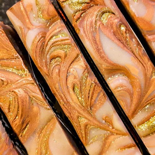 'We Three Kings' Handmade Frankincense Soap
