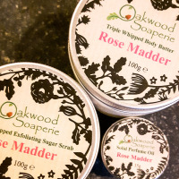 Triple Whipped Exfoliating Sugar Scrub - choose your scent