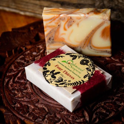 SALE - Four Thieves Handmade, Antibacterial soap