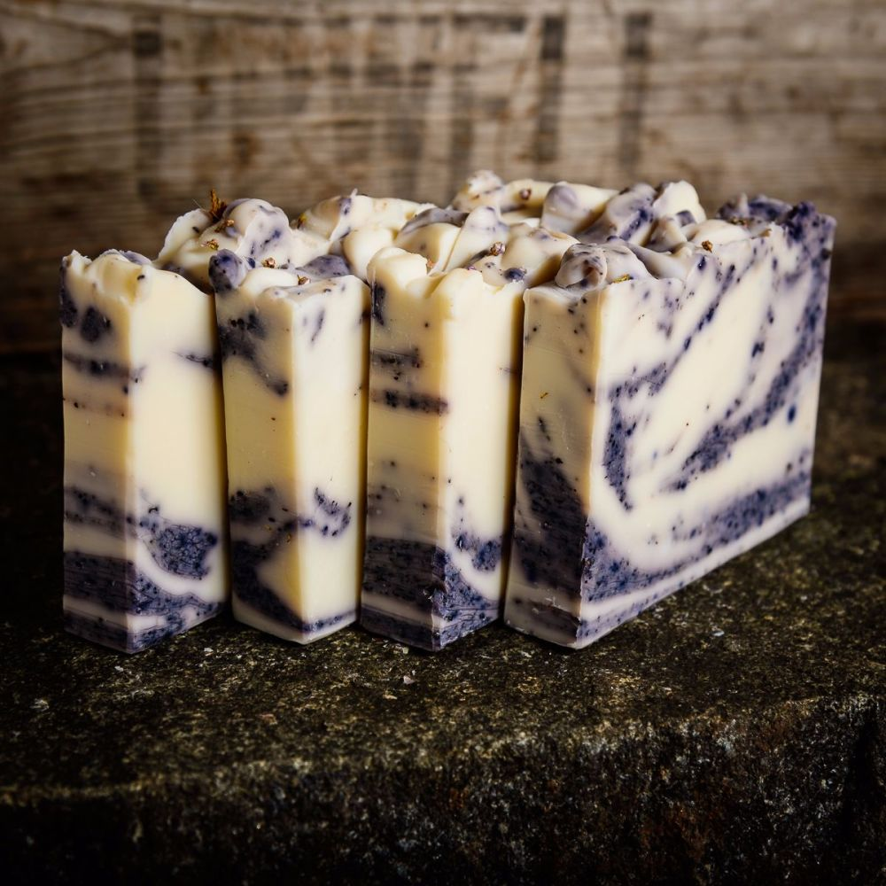 SALE - Lemon Myrtle and Lavender soap