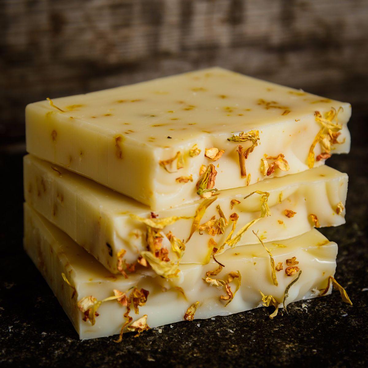 Floral Heaven soap (2)