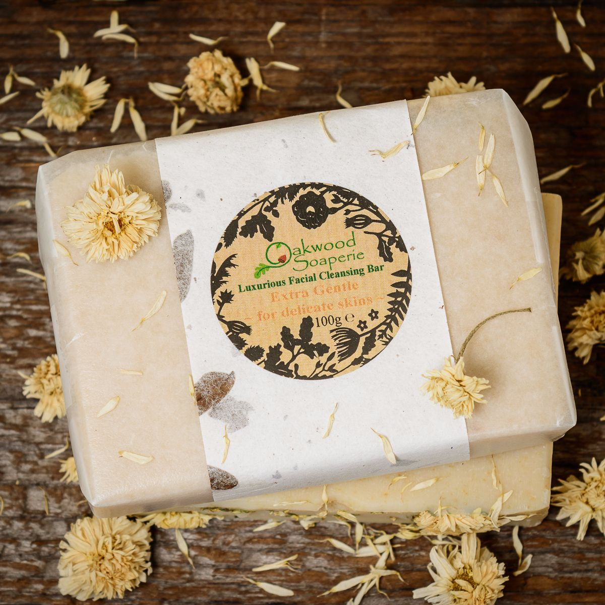 Goat's milk & Chamomile facial bar