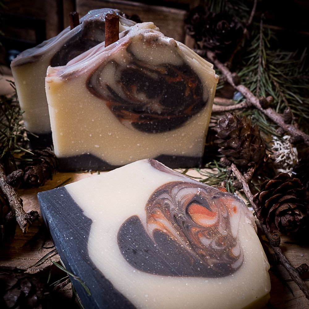 Winter Cabin soap (2)