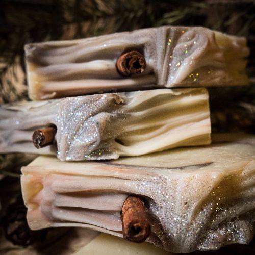 Winter Cabin Handmade Soap
