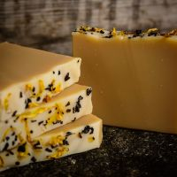 SALE - Earl Grey Tea Handmade soap REDUCED TO CLEAR