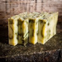 SALE - Mint & Seed soap - REDUCED TO CLEAR