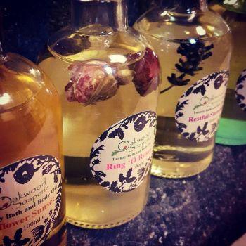 SALE - Limechouli Bath & Body Oil