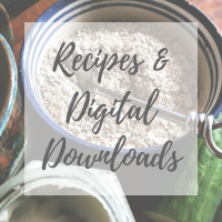 Recipes - Digital Downloads