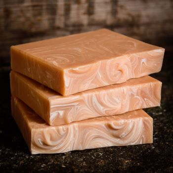 SALE - Mandarin Bergamot soap REDUCED TO CLEAR