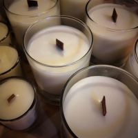 Scented Eco-soy wax candles WERE £15, NOW £10