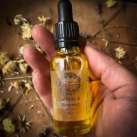Rosemary & Lavender Facial Treatment oil for Combination / Oily Skin